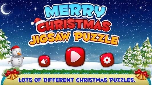 Merry Christmas Jigsaw Puzzle v1.0.0