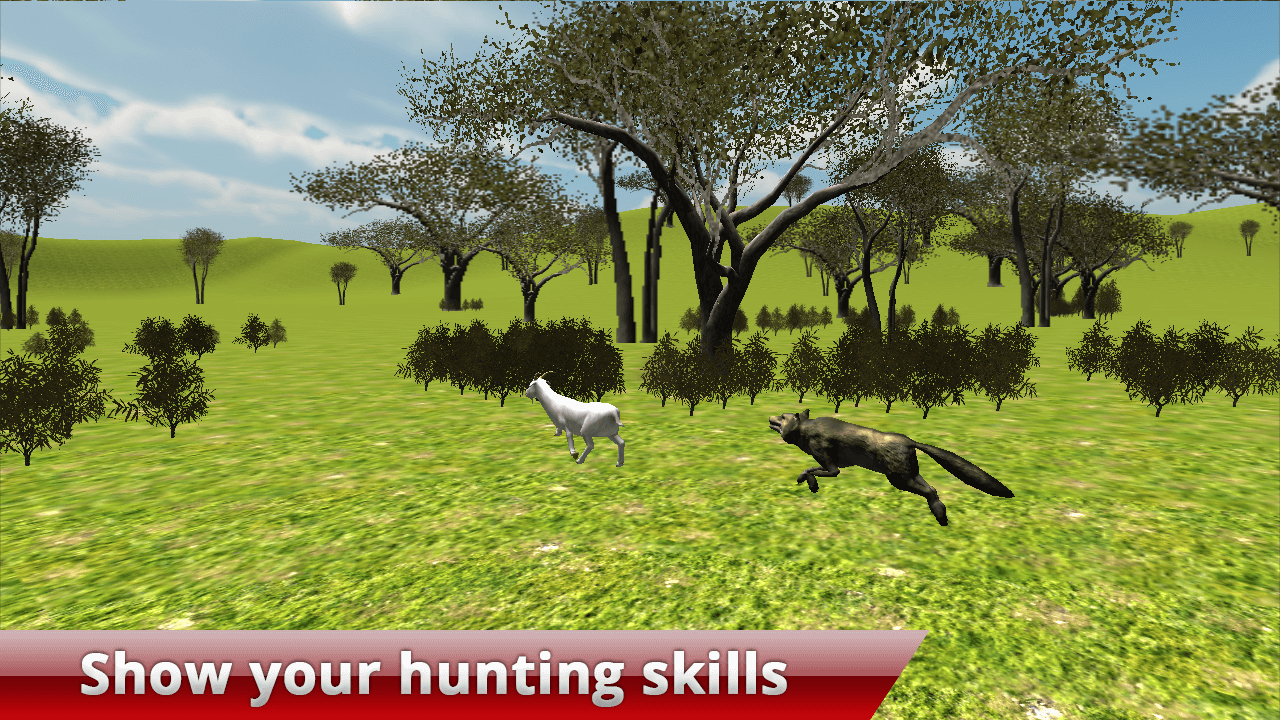 Forest Animal Hunter- screenshot