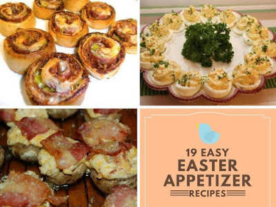 19 Easy Easter Appetizer Recipes