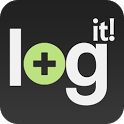 Simple Data Logger with Graph : Log It! icon