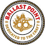 Logo of Ballast Point Chipotle Cacoa Orange Black Marlin Porter