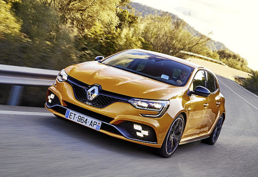 Motor News Travelled To Spain To Sample The Third Generation Renault Megane  RS