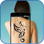 Tattoo Maker Camera APK icon