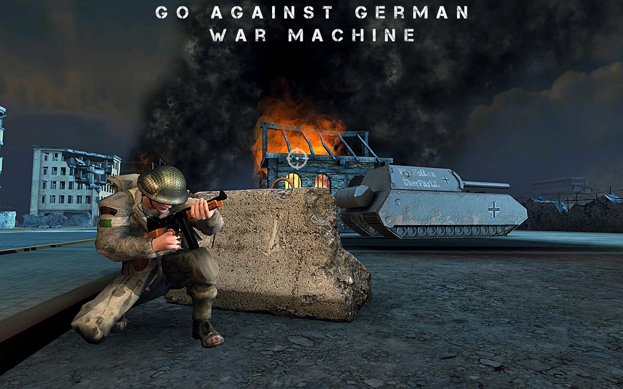 Rules of World War 2: Battlegrounds Survival- screenshot