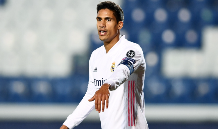 Raphaël Varane is a key defender for the Spanish club, in the season 2020/2021 he played 41 games