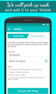 Mobile Recharge,Wallet & Shop - screenshot thumbnail
