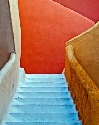 Scala a colori di Silvio Lorrai