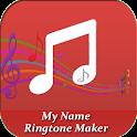 My Name Ringtone Maker:Text to Ringtone icon