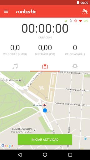 Runtastic Road Bike Pro para Android