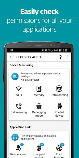 ESET Mobile Security & Antivirus screenshots 6