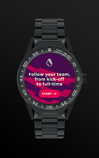 Premier League – Official Interactive watchface