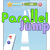 Bouncy Ball Parallel Jump