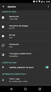 AZ Screen Recorder - No Root: miniatura de captura de pantalla