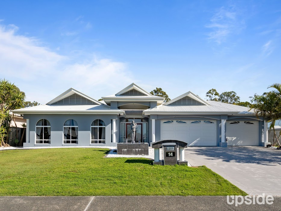 Main photo of property at 14 Sailaway Court, Coomera Waters 4209