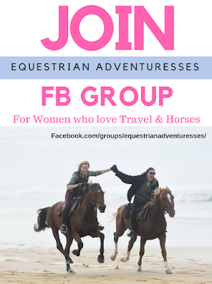 Facebook Group Equestrian Adventuresses | Krys Kolumbus Travel