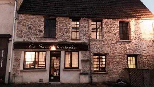 restaurant le saint christophe à chateaufort