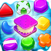 Cookie Crush - Match 3 Games & Free Puzzle Game
