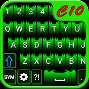 Evil Green Keyboard
