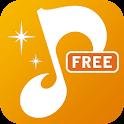 無料着信音・オルゴール・効果音:スマフォメロディフリー icon