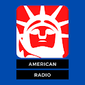 American Radio Online Free all Stations icon