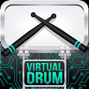 Virtual Play Drums Set