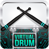Virtual Play Drums Set