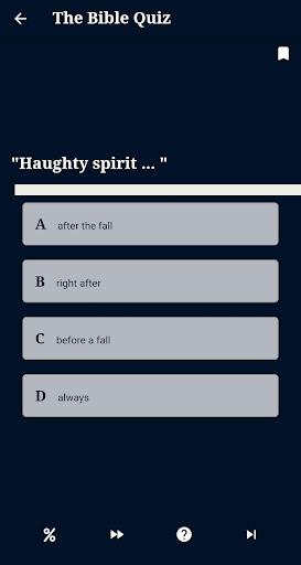 The Bible Quiz  screenshots 7