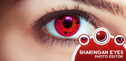 Sharingan Eyes Photo Editor - التطبيقات على Google Play