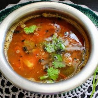 Tomato Rasam / Thakkali Rasam Recipe