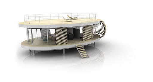 Modèle elliptique, design, cocon