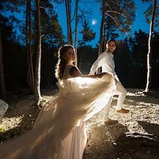 Wedding photographer Dasha Salina (Escorzo). Photo of 03.10.2017