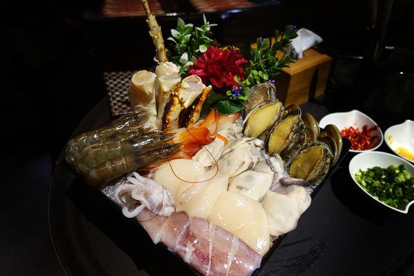 [高雄] 左營 銅花精緻涮涮鍋‧火鍋界的LV - 日本手工銅鍋 x 高級食材