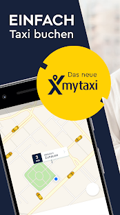 FREE NOW (mytaxi) - Die Taxi App Screenshot