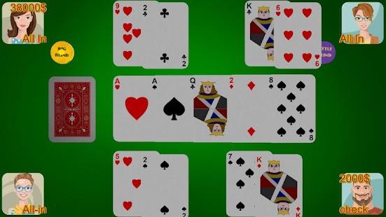карточные игры покер онлайн бесплатно