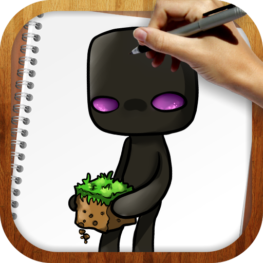 Draw Minecraft app (apk) free download for Android/PC/Windows