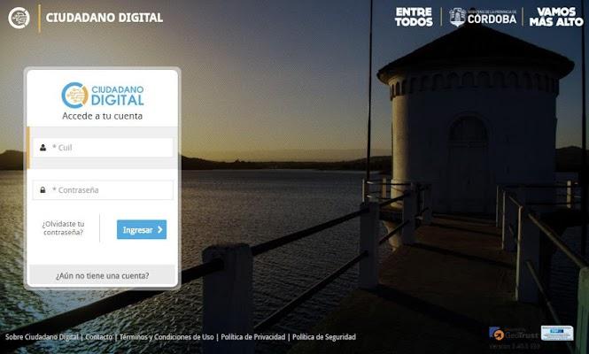 Ciudadano Digital - screenshot
