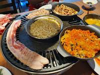 花舞豬韓式燒烤