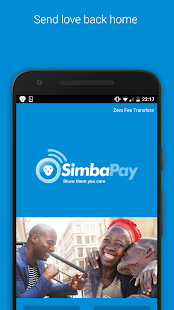 SimbaPay- screenshot thumbnail