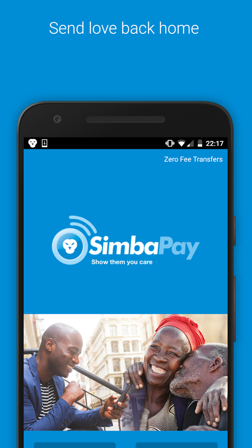 SimbaPay- screenshot