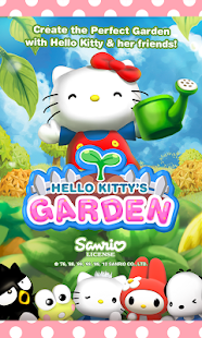 Kebun Hello Kitty Mod