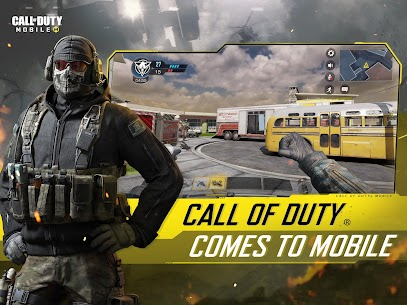 Call of Duty: Mobile Apk 15