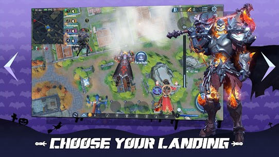 Download Survival Heroes – MOBA Battle Royale APK 2
