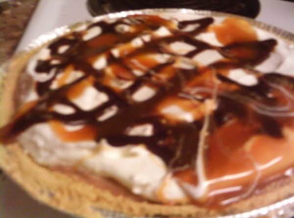 Grace123's Almond Joy Creamy Fridge Pie
