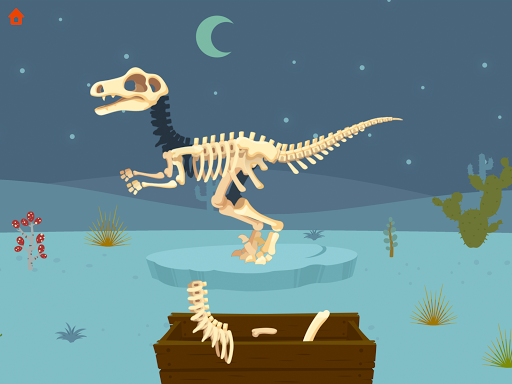 Jurassic Dig - Dinosaur Games for kids apkpoly screenshots 7