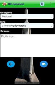 BR-Denúncia screenshot 3