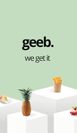 Geeb - On Demand Delivery App