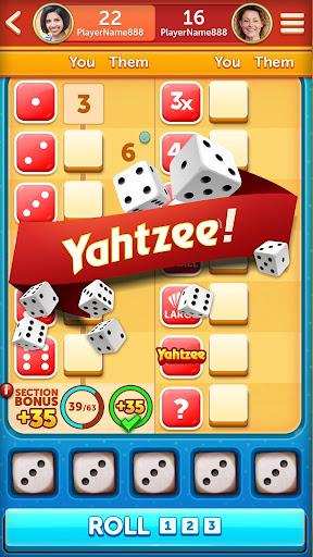 New YAHTZEEu00ae With Buddies Dice Game 5.4.0 screenshots 6