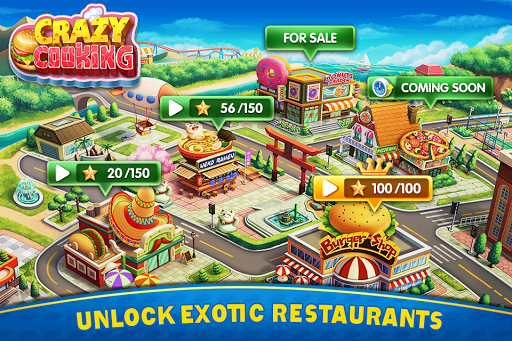 Crazy Cooking - Star Chef 1.7.8 screenshots 8