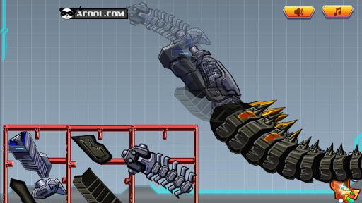 玩具机器人大战:机械巨兽哥斯