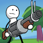 One Gun: Stickman Icon